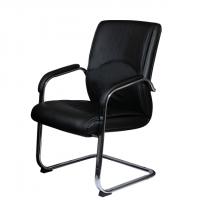 Посетителски стол Carmen 6040 - черен