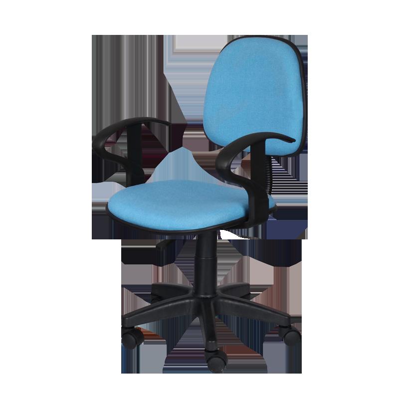 Офис столове - Офис стол Carmen 6012 - светло син